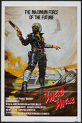 """Movie Posters:Science Fiction, Mad Max (American International, 1980). One Sheet (27"""" X 41"""").Science Fiction...."""