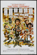 """Movie Posters:Crime, The Long Goodbye (United Artists, 1973). One Sheet (27"""" X 41"""")Style C. Crime...."""