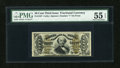 Fractional Currency:Third Issue, Fr. 1337 50c Third Issue Spinner PMG About Uncirculated 55 EPQ....