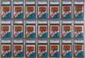 Baseball Cards:Other, 1972 Topps Baseball GAI-Graded Wax Packs (21). ... (Total: 21items)