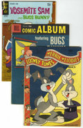 Golden Age (1938-1955):Cartoon Character, Looney Tunes and Merrie Melodies Comics and Others Group (Dell,1945-79).... (Total: 25 Comic Books)