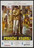 "Movie Posters:Academy Award Winner, Midnight Cowboy (United Artists, 1969). Yugoslavian Poster (19.5"" X27.5""). Academy Award Winner...."