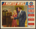 """Movie Posters:War, I Wanted Wings (Paramount, 1941). Lobby Card (11"""" X 14""""). War...."""