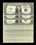 Small Size:Silver Certificates, Fr. 1616 $1 1935G No Motto Silver Certificates. 77 Examples. Choice Crisp Uncirculated.. ... (Total: 77 notes)