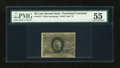 Fractional Currency:Second Issue, Fr. 1317 50c Second Issue PMG About Uncirculated 55....