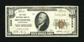 National Bank Notes:Pennsylvania, Millersburg, PA - $10 1929 Ty. 1 The First NB Ch. # 2252. ...