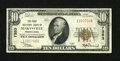 National Bank Notes:Pennsylvania, Marysville, PA - $10 1929 Ty. 1 The First NB Ch. # 7353. ...