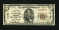 National Bank Notes:Pennsylvania, Centre Hall, PA - $5 1929 Ty. 1 The First NB Ch. # 12192. ...