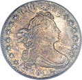 Early Dimes, 1802 10C MS60 PCGS....