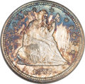 Seated Quarters, 1877 25C MS68 NGC....