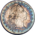 Early Half Dimes, 1795 H10C MS66 ★ NGC....
