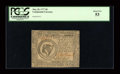 Colonial Notes:Continental Congress Issues, Continental Currency May 20, 1777 $8 PCGS About New 53....