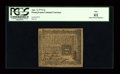Colonial Notes:Pennsylvania, Pennsylvania April 3, 1772 2s PCGS New 61....