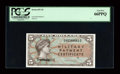 Military Payment Certificates:Series 691, Series 691 $5 PCGS Gem New 66PPQ....