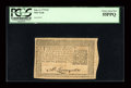Colonial Notes:New York, New York September 2, 1775 $2 PCGS Choice About New 55PPQ....