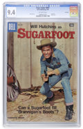 Silver Age (1956-1969):Western, Four Color #907 Sugarfoot - File Copy (Dell, 1958) CGC NM 9.4Off-white pages....