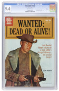 Silver Age (1956-1969):Western, Four Color #1102 Wanted: Dead or Alive - File Copy (Dell, 1960) CGCNM 9.4 Off-white pages....
