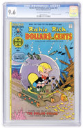 Bronze Age (1970-1979):Humor, Richie Rich Dollars and Cents #81 File Copy (Harvey, 1977) CGC NM+9.6 Off-white to white pages....