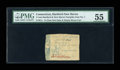 Colonial Notes:Connecticut, Connecticut (1799) Hartford & New Haven PMG About Uncirculated55....