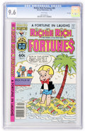 Modern Age (1980-Present):Humor, Richie Rich Fortunes #60 File Copy (Harvey, 1982) CGC NM+ 9.6 Whitepages....
