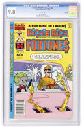 Modern Age (1980-Present):Humor, Richie Rich Fortunes #62 File Copy (Harvey, 1982) CGC NM/MT 9.8White pages....