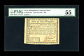 Colonial Notes:New Hampshire, New Hampshire April 29, 1780 $20 PMG About Uncirculated 55....