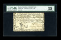 Colonial Notes:South Carolina, South Carolina February 8, 1779 $40 PMG Choice Very Fine 35....