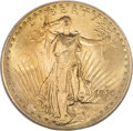 Saint-Gaudens Double Eagles, 1916-S $20 MS67 NGC....