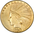 Indian Eagles, 1930-S $10 MS64 PCGS....