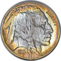 Buffalo Nickels, 1916 5C Doubled Die Obverse MS64 PCGS....