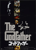 "Movie Posters:Crime, The Godfather (Paramount, 1972). Japanese B2 (20"" X 29""). Crime...."