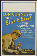 "Movie Posters:Crime, The Black Bird (MGM, 1926). Window Card (14"" X 22""). Crime...."