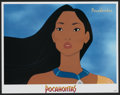 "Movie Posters:Animated, Pocahontas (Buena Vista, 1995). Lobby Card Set of 16 (11"" X 14"").Animated.... (Total: 16 Items)"