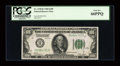 Small Size:Federal Reserve Notes, Fr. 2150-K $100 1928 Federal Reserve Note. PCGS Gem New 66PPQ.. ...