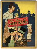 Platinum Age (1897-1937):Miscellaneous, Just Kids (The Story of ...) #283 (McLoughlin Bros., Inc., 1932)Condition: VG/FN....