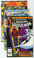 Modern Age (1980-Present):Superhero, The Amazing Spider-Man #220-239 Group (Marvel, 1981-83) Condition:Average NM-.... (Total: 20)