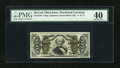 Fractional Currency:Third Issue, Fr. 1340 50c Third Issue Spinner Type II PMG Extremely Fine 40....