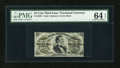 Fractional Currency:Third Issue, Fr. 1294 25c Third Issue PMG Choice Uncirculated 64 EPQ....