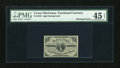 Fractional Currency:Third Issue, Fr. 1226 3c Third Issue No Pearls PMG Choice Extremely Fine 45 EPQ....