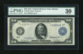 Large Size:Federal Reserve Notes, Fr. 1046 $50 1914 Federal Reserve Note PMG Very Fine 30....