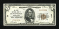 National Bank Notes:Pennsylvania, Huntingdon, PA - $5 1929 Ty. 1 The First NB Ch. # 31. ...