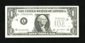 Error Notes:Partial Third Printing, Fr. 1931-L $1 2003A Federal Reserve Note. Extremely Fine-About Uncirculated.. ...