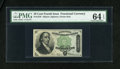 Fractional Currency:Fourth Issue, Fr. 1379 50c Fourth Issue Dexter PMG Choice Uncirculated 64 EPQ....