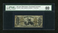 Fractional Currency:Third Issue, Fr. 1372 50c Third Issue Justice PMG Extremely Fine 40....