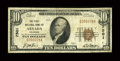 National Bank Notes:Colorado, Arvada, CO - $10 1929 Ty. 1 The First NB Ch. # 7501. ...