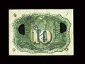 Fractional Currency:Second Issue, Milton 2E10R.4 10¢ Second Issue Experimental Gem New. . ...