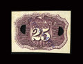 Fractional Currency:Second Issue, 25¢ Second Issue Experimental Choice New. ...