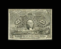 Fractional Currency:Second Issue, Milton 2E25FR.2 Second Issue 25c Experimental Very Choice New.. ...