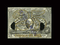 Fractional Currency:Second Issue, Second Issue Reverse Color Trial Experimental Milton 2E25F.6.. ...