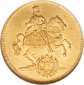 German States:Saxony, German States: Saxony. Friedrich August I gold 2 Ducats 1711-ILH,...